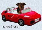 Dog Diggin Designs Furarri Bed フェラーリベッド